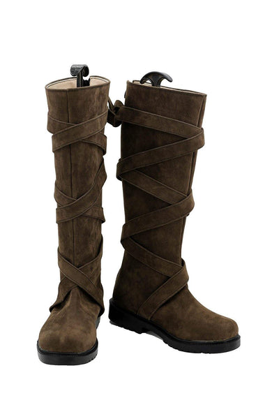 Game of Thrones Staffel 7 Daenerys Targaryen Stiefel Cosplay Schuhe - cosplaycartde
