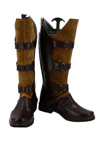 Guardians of the Galaxy Peter Jason Quill Starlord Stiefel Cosplay Schuhe
