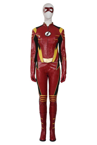 The Flash 3 Jesse Quick Outfit cosplay Kostüm