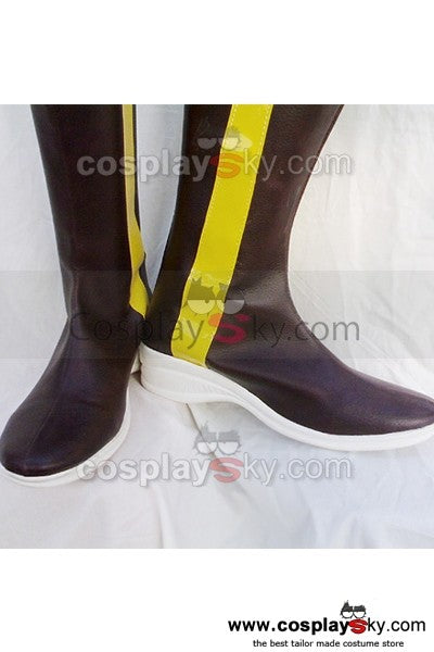 It's a Wonderful World Misaki Shiki Cosplay Stiefel Maßgeschneiderte