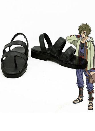 Kabaneri of the Iron Fortress Ikoma Cosplay Schuhe - cosplaycartde