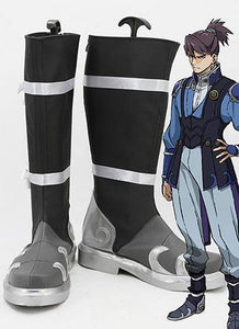 Kabaneri of the Iron Fortress Kurusu Stiefel Cosplay Schuhe - cosplaycartde