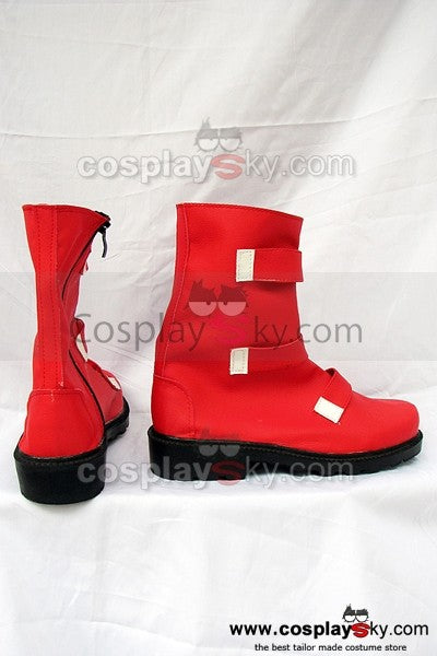 KOF The King Of Fighters Chris Cosplay Stiefel Schuhe