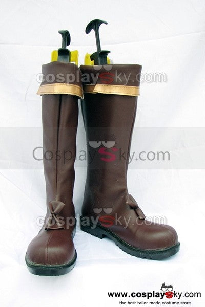 Lind Justice NOX Anime cosplay Stiefel Schuhe