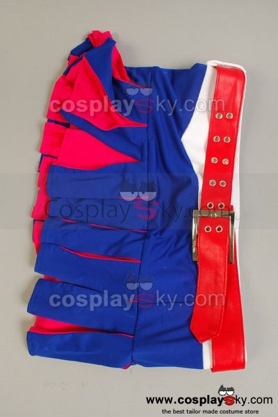 Lollipop Chainsaw Juliet Starling Cosplay Kostüm