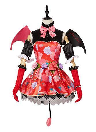 Love Live! New SR Honoka Kousaka Little Devil Uniform Halloween Cosplay Kostüm Costume - cosplaycartde