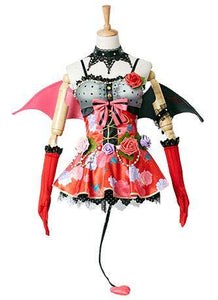 Love Live! New UR Nazomi Tojo Little Demon Transformed Uniform Halloween Cosplay Kostüm