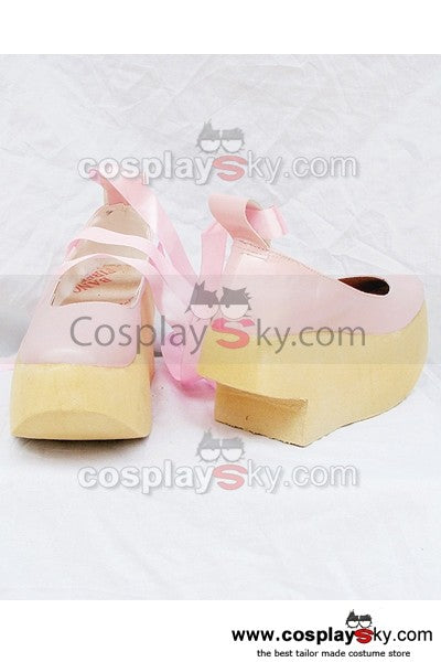 Mermaid Melody Pichi Pichi Pitch Nanami Lucia Cosplay Schuhe