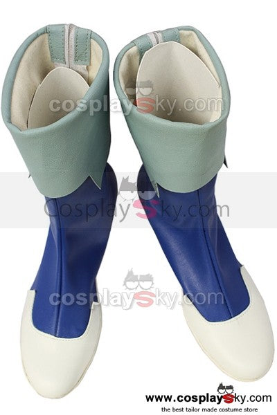 Mobile Kostüm Gundam Seed Earth Army Cosplay Stiefel