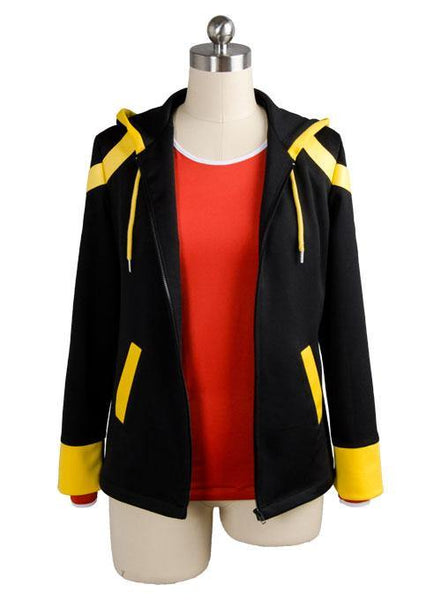 Mystic Messenger 707 EXTREME Saeyoung/Luciel Choi 7 Outfit Cosplay Kostüm - cosplaycartde