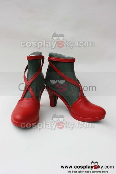 No More Hero Desperate Struggle Bad Mädchen  Cosplay Schuhe Stiefel