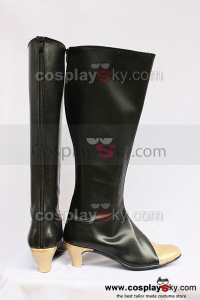 Pandora Hearts Vincent Cosplay Stiefel Schuhe