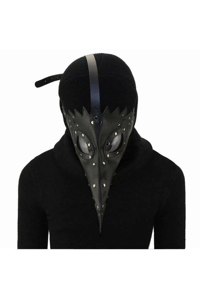 Plague Doctor Cosplay Maske Helm Cosplaycartde