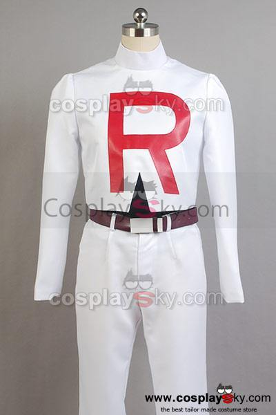 Pokemon Team Rocket James Cosplay Kostüm