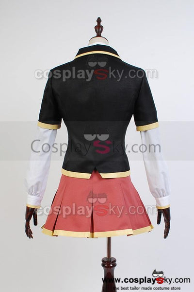 Riddle Story of Devil Nio Hashiri Uniform Kleider Cosplay Kostüm - cosplaycartde