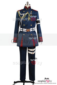 Seraph of the End Guren Ichinose Uniform Cosplay Kostüm - cosplaycartde
