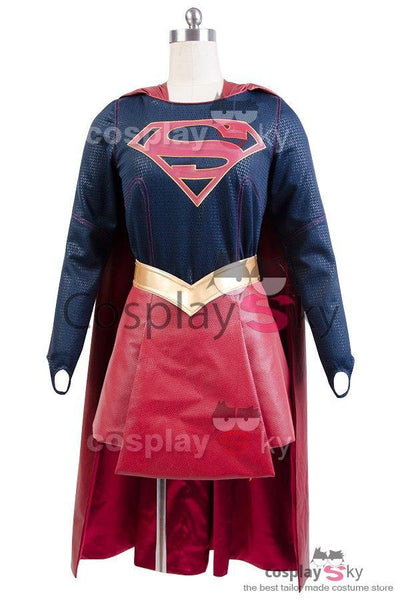 Supergirl Cosplay Kostüm Luxuse Version