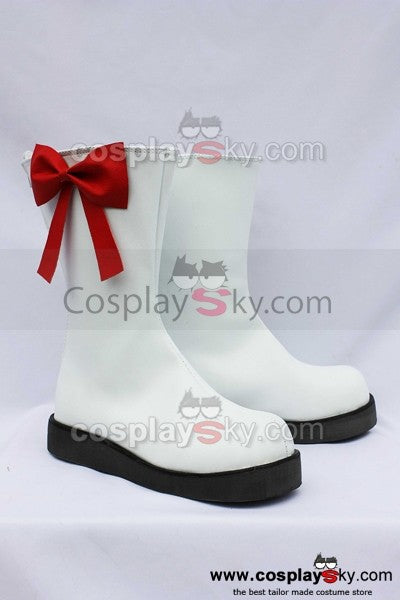 Tales of Graces Cheria Barnes Cosplay Stiefel Schuhe Maßgeschneiderte