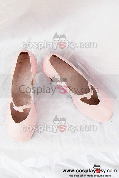 The Twin Princesses of a Wonder Star Fine Cosplay Stiefel Schuhe