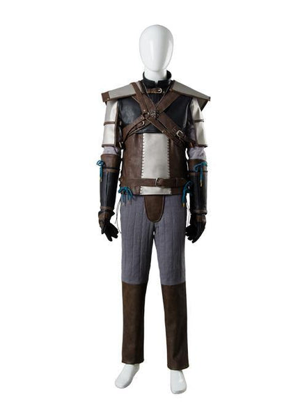 The Witcher 3 Wild Hunt Geralt of Rivia Outfit Cosplay Kostüm - cosplaycartde