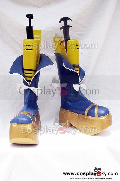 Trusty Bell Chopin's Dream Falsetto Cosplay Stiefel