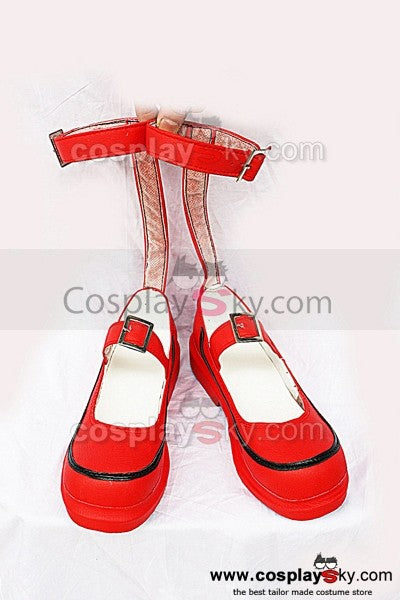 When They Cry 3 Maria Ushiromiya Cosplay Schuhe