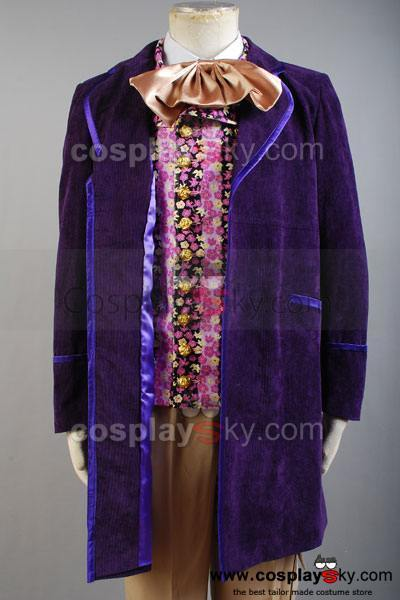 Willy Wonka and the Chocolate Factory 1971 Cosplay Kostüm - Full Set
