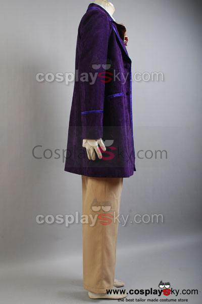Willy Wonka and the Chocolate Factory 1971 Cosplay Kostüm - cosplaycartde