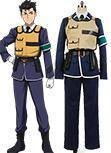 RAIL WARS! Cosplay Kostueme Shō Iwaizumi Uniform