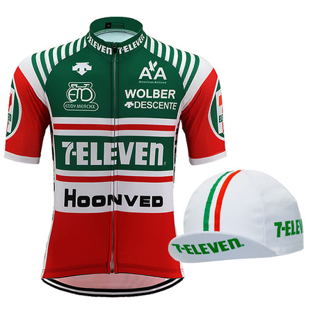 PACK Maillot + Casquette 7 ELEVEN