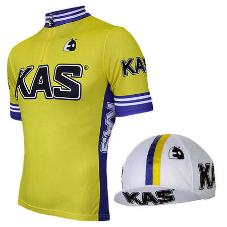 PACK Maillot + Casquette KAS