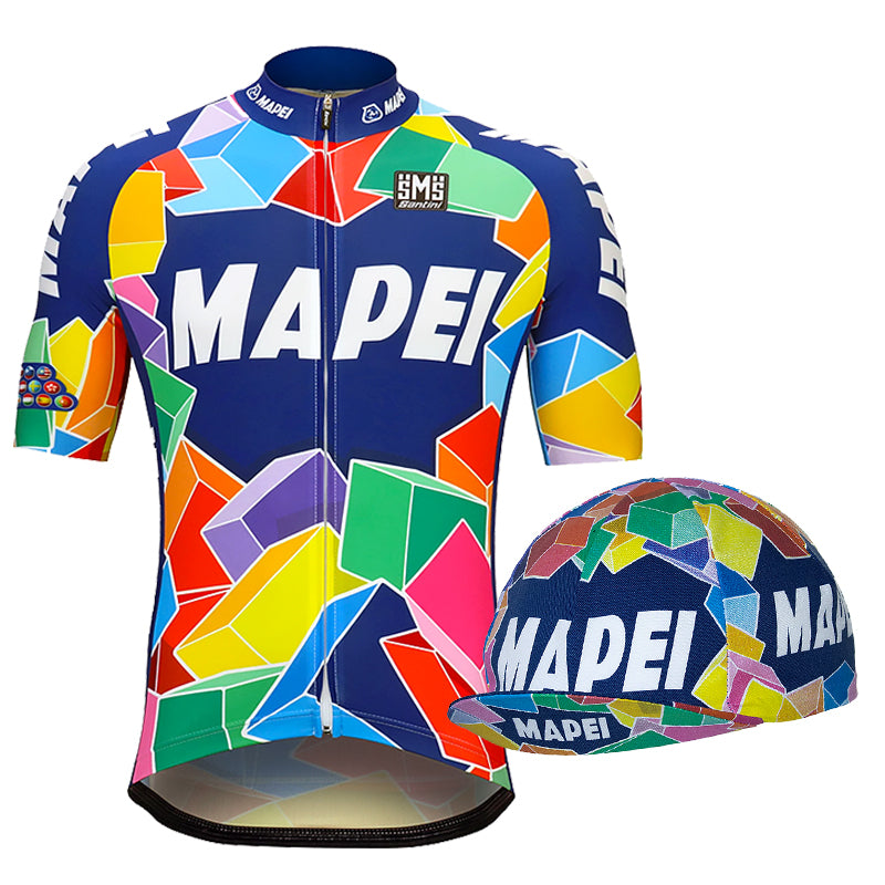 PACK Maillot + Casquette MAPEI
