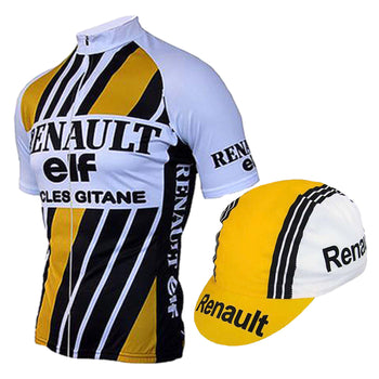 PACK Maillot + Casquette RENAULT