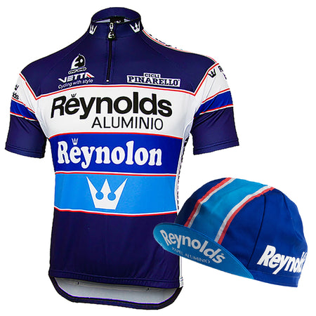 PACK Maillot +Casquette REYNOLDS
