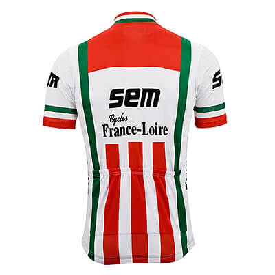 Maillot Vintage SEM FRANCE LOIRE SEAN KELLY