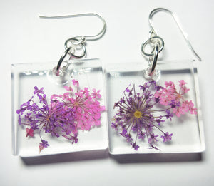 Firework Flowers Earrings