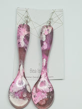 Pink Musk Spoon Me Earrings