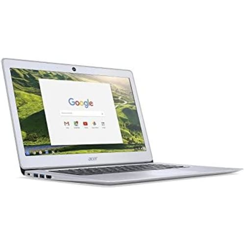 acer chromebook cb3 431 c64e ordinateur portable 13 9 full hd gris