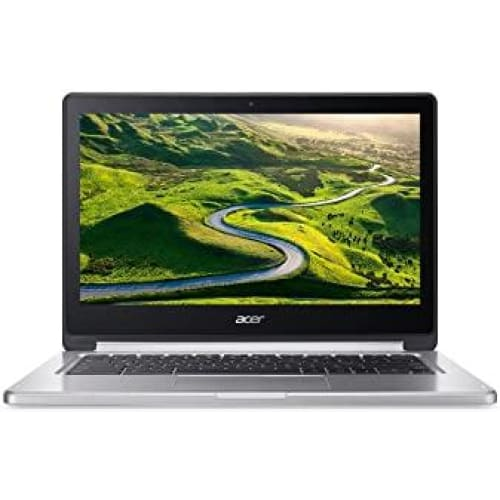 acer chromebook cb5 312t ordinateur 2 en 1 tactile 13 3 gris mediate