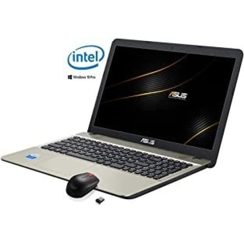 asus vivobook ordinateur portable 15 6 hd led intel dual core ram 4