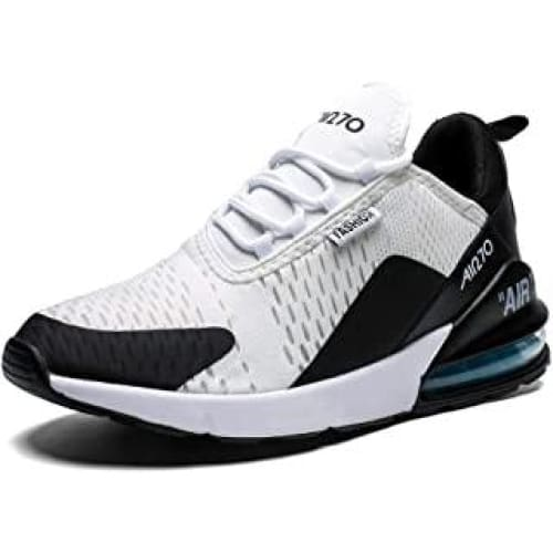 chaussures de course running sports respirante sneakers hommes