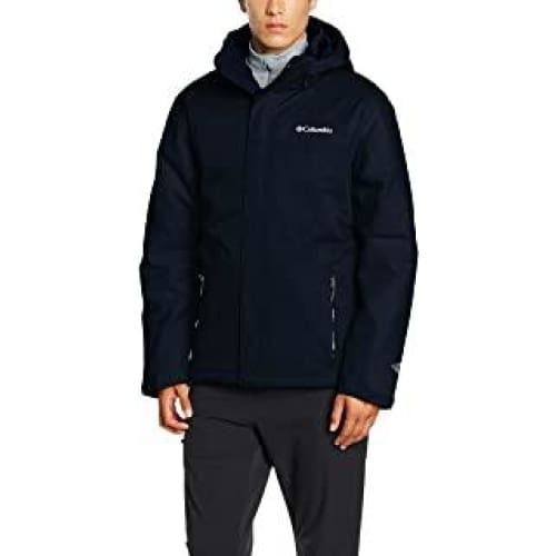columbia everett mountain veste homme
