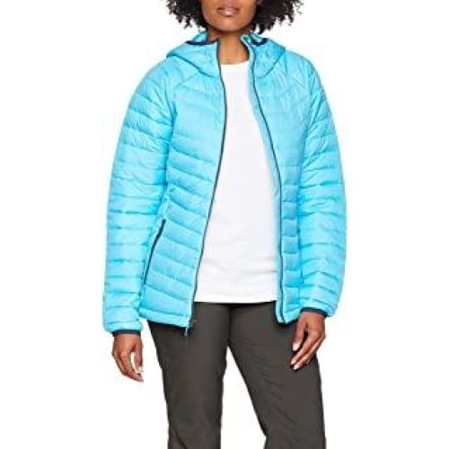 columbia powder lite hooded jacket doudoune a capuche femme