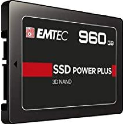 emtec x150 ssd interne power plus 3d nand 960 gb