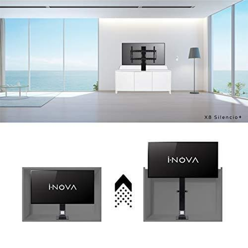 i nova support tv motorise ascenseur pour televiseur 32 70 lift 8