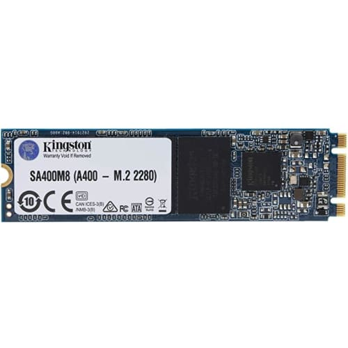 kingston sa400m8120g ssd interne a400 m 2 120go