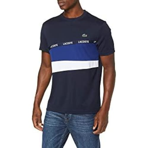 lacoste th8427 t shirt homme
