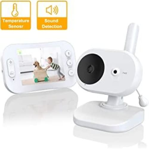 moniteur pour bebe camera video intelligente avec ecran acl numeriqu