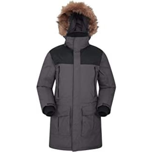 mountain warehouse doudoune antarctic extreme homme impermea 891