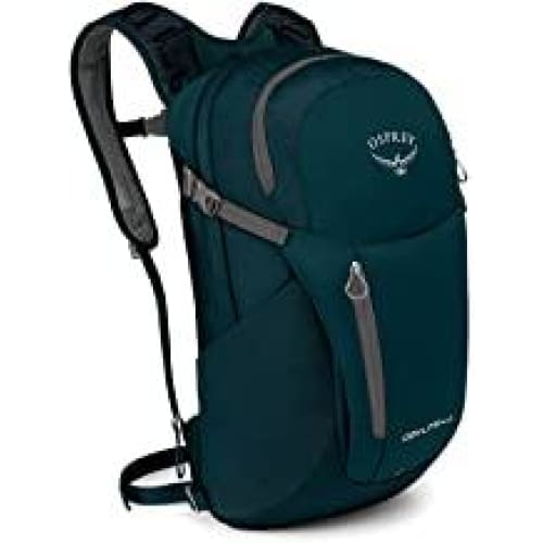 osprey daylite plus sac a dos quotidien unisexe petrol blue os